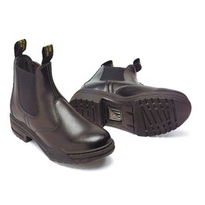 Mountain Horse stable boot black