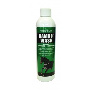 Horseware Groom Away Rambo rug wash