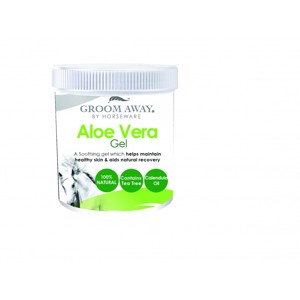 Horseware Groom Away Alo vera gel