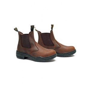 Mountain Horse Stable Boot Cinnamon