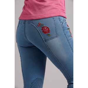 Mountain Horse Blossom denim dame