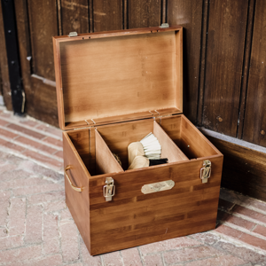 Kentucky Grooming Deluxe tack box