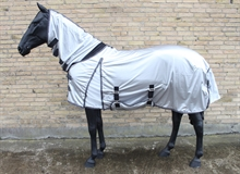 AB Eksem insektdækken Hole Mesh fly sheet full neck