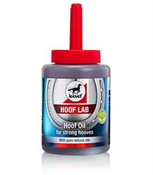 Leovet hoof lab hovolie med pensel 450ml