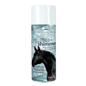 Horseware Groom Away Glitter Shimmer spray