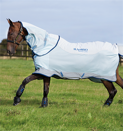 Horseware Rambo summer series turnout 0 gram