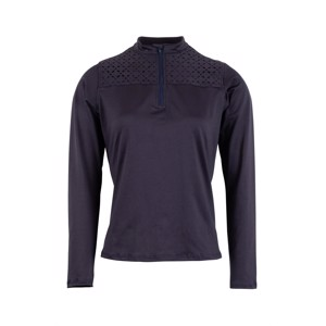 Montar Mildred polo laser cut - Navy